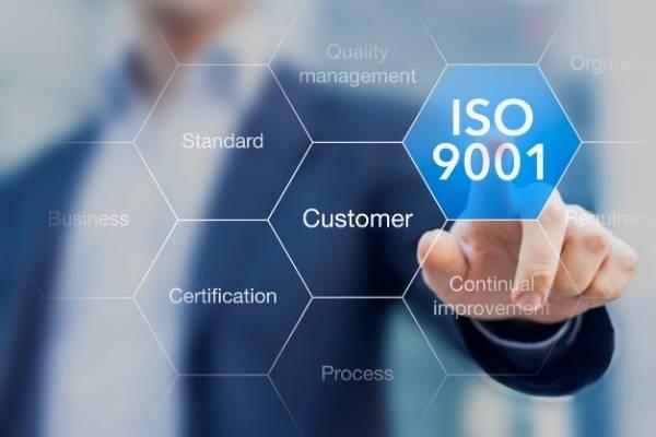 quality standar smart revolution security